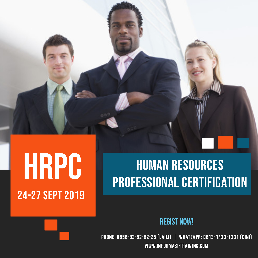 Human Resources Professional Certification