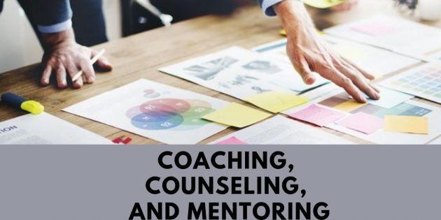 COACHING, COUNSELING AND MENTORING – Pasti Jalan
