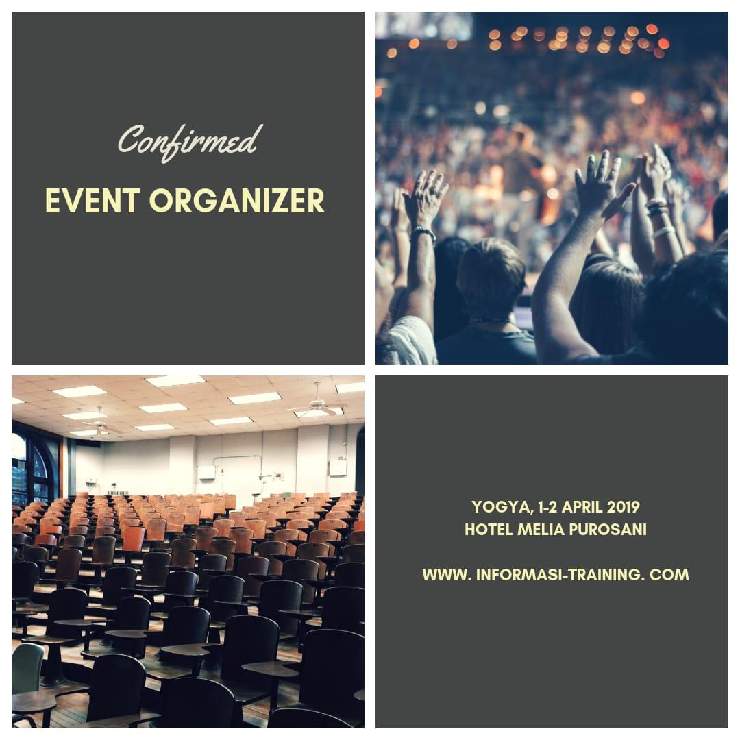 kompetensi menjadi event organizer