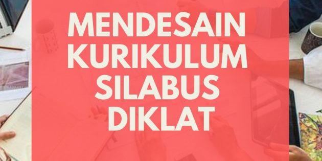 MENDESAIN KURIKULUM SILABUS DIKLAT – Available Online
