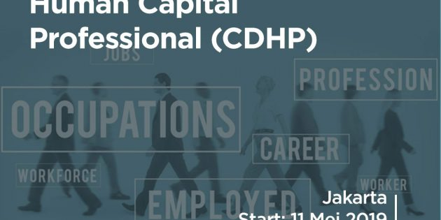 Certified Digital Human Capital Professional (CDHP) – ALMOST RUNNING