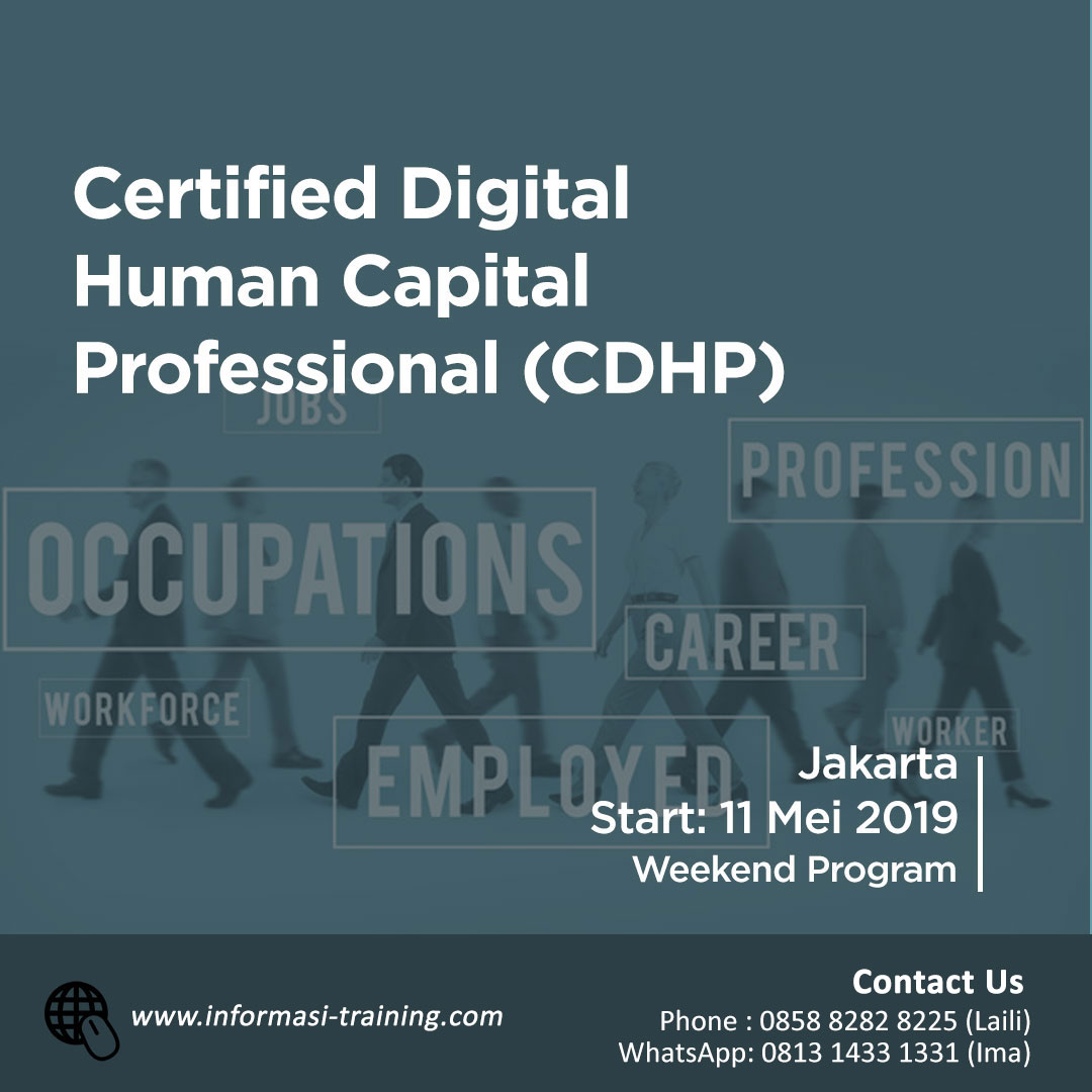 Certificate Of HRD Management (CHRM)