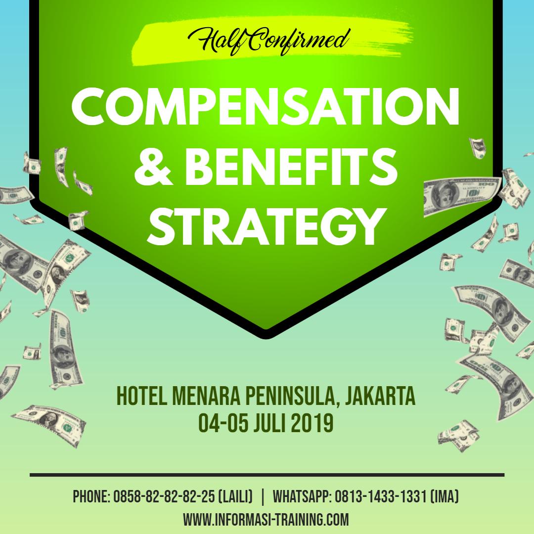 compensation benefits strategy