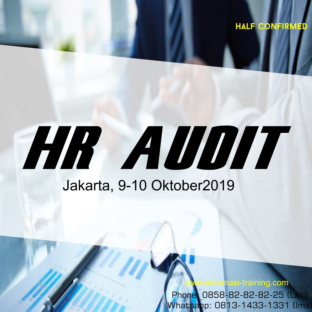 Audit SDM