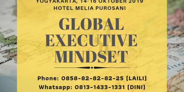 GLOBAL EXECUTIVE MINDSET