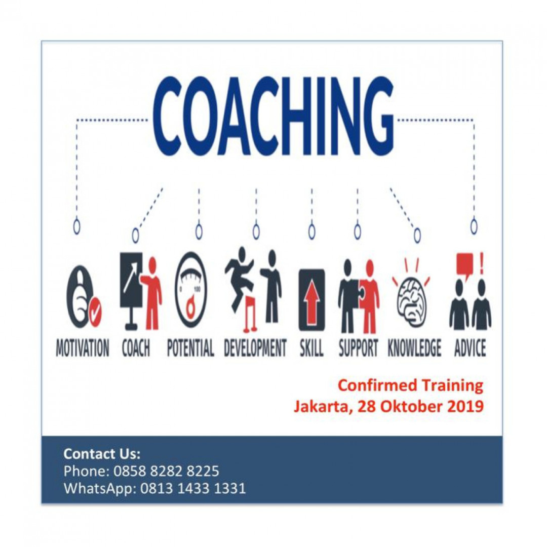 Coaching training