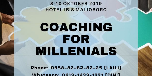 COACHING FOR MILLENIALS – Available Online
